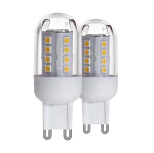 Eglo 2x SET LED Žiarovka G9/2,5W