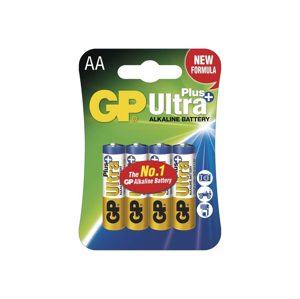 Batéria GP Ultra plus AA 4ks