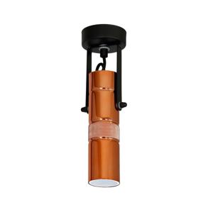 Luminex Bodové svietidlo SALVA 1xGU10/8W/230V medená