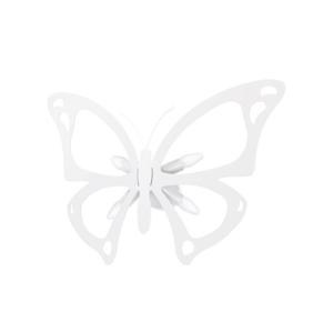 Milagro Detské nástenné svietidlo BUTTERFLY 4xE14/40W/230V