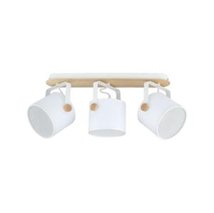 TK Lighting LED Bodové svietidlo RELAX WHITE 3xLED/8W/230V