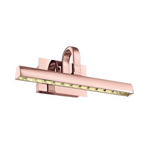 Auhilon LED Krištáľové obrazové svietidlo MONET 1xLED/9W/230V