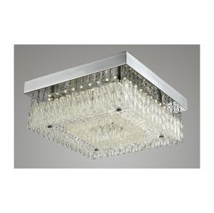 Auhilon LED Krištáľové stropné svietidlo ALTRA LED/18W/230V