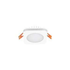 Solight LED Kúpeľňové podhľadové svietidlo LED/10W/230V IP44
