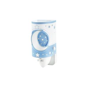 Klik LED Nástenné detské svietidlo BLUE MOON LED/0,5W