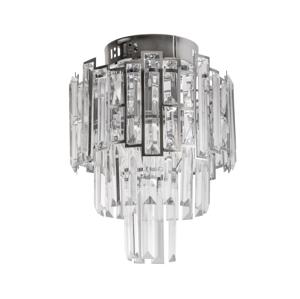 Venti LED Prisadený luster 3xE27/60W/230V + 3xLED/3W/230V