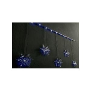 Exihand LED Vianočná dekorácia na tyči SNOWFLAKE 5xLED/230V/24V
