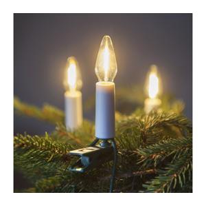 Exihand LED Vianočná reťaz FELICIA FILAMENT 10,5 m LED/0,2W/230V/14V