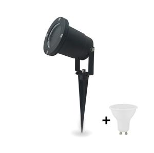 Kobi LED Vonkajšie svietidlo GARDEN 2 GU10/4W/230V