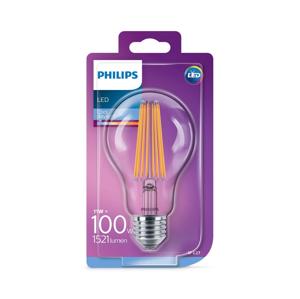 Philips LED Žiarovka VINTAGE 1xE27/10W/230V 6500K