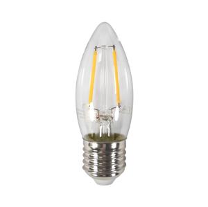 TCP LED Žiarovka VINTAGE E27/2,8W/230V