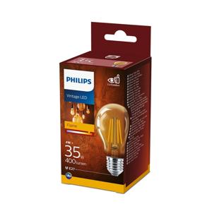 Philips LED Žiarovka VINTAGE Philips A60 E27/4W/230V