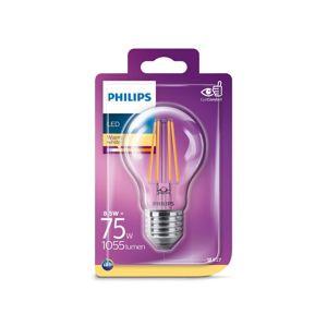Philips LED Žiarovka VINTAGE Philips A60 E27/8,5W/230V