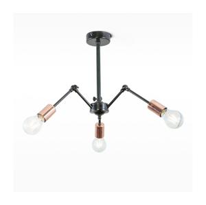 Light4home Luster na tyči ALFA 3xE27/60W/230V