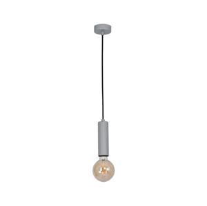 Luminex Luster TUBES 1xE27/60W/230V šedá