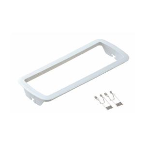 Greenlux Montážny rám pre núdzové svietidlo SYRIO 29,2x12,4 cm
