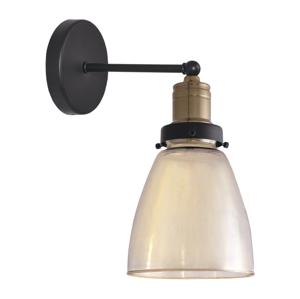 Vesta Light Nástenné svietidlo LOFT GLASS 1xE27/60W/230V