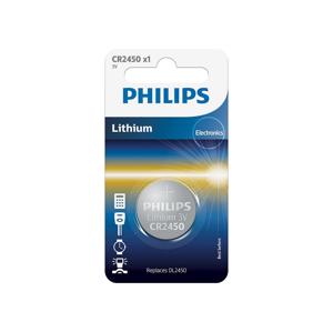 Batéria PHILIPS CR2450 1ks