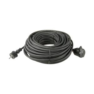 EMOS Predlžovací kábel GUMA 1Z 30m