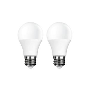 Brico SADA 2x LED Žiarovka E27/5W/230V 4000K