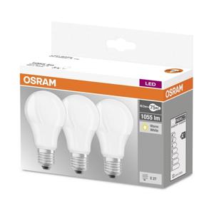 Osram SADA 3x LED Žiarovka E27/11W/230V 2700K