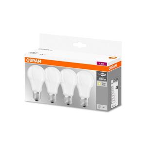Osram SADA 4x LED Žiarovka A60 E27/9W/230V 2700K