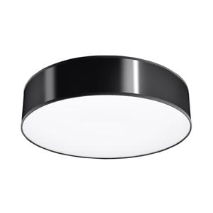 Sollux Stropné svietidlo ARENA 45 3xE27/60W/230V čierna