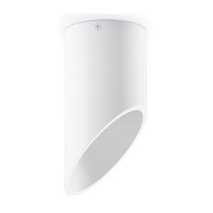 Sollux Stropné svietidlo PENNE 20 1xGU10/40W/230V biela