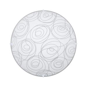 Prezent Svietidlo stropné LAURA 2xE27/60W biela