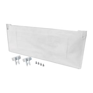 Greenlux Transparetná tabuľa pre piktogramy 30x11,3 cm