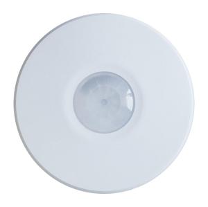 Greenlux Vonkajší senzor pohybu 360x120° biela IP65